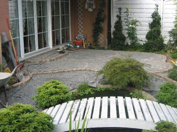 garten und landschaftsbau david capan referenzen in seitzenhahn. Black Bedroom Furniture Sets. Home Design Ideas